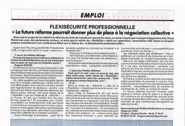 A2E - Flexisécurité - Article 7 JOurs_03-2016-1