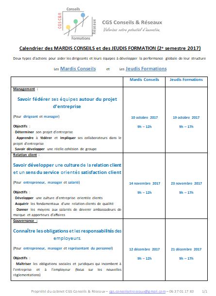 Calendrier thématique MC JF (2)